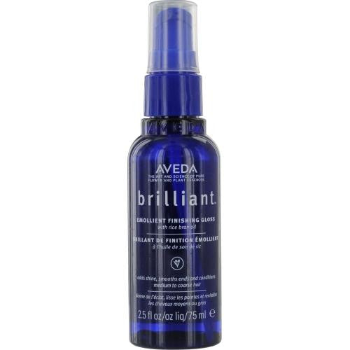 Brilliant Emollient Finishing Gloss With Rice Bran Oil 2.5 Oz