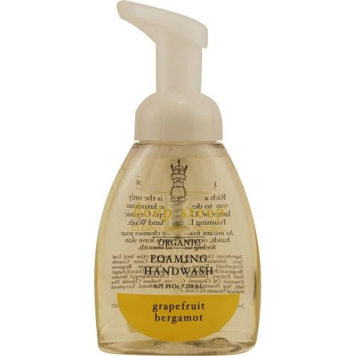 Deep Steep Grapefruit-bergamot Organic Foaming Hand Wash 8 Oz By Deep Steep