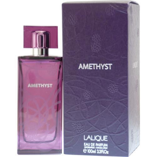 Amethyst Lalique By Lalique Eau De Parfum Spray 3.4 Oz