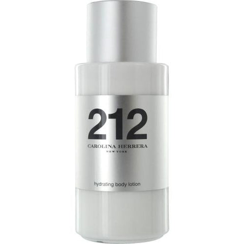 212 By Carolina Herrera Body Lotion 6.7 Oz