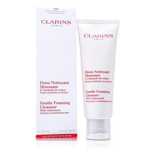 Gentle Foaming Cleanser With Cottonseed ( Normal - Combination Skin --125ml-4.4oz