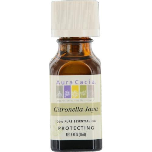 Essential Oils Aura Cacia Citronella Java-essential Oil .5 Oz By Aura Cacia