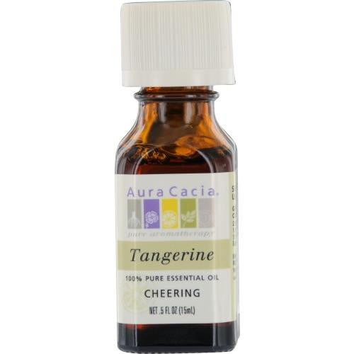 Essential Oils Aura Cacia Tangerine-essential Oil .5 Oz By Aura Cacia