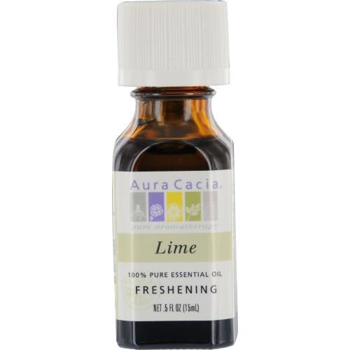 Essential Oils Aura Cacia Lime-essential Oil .5 Oz By Aura Cacia
