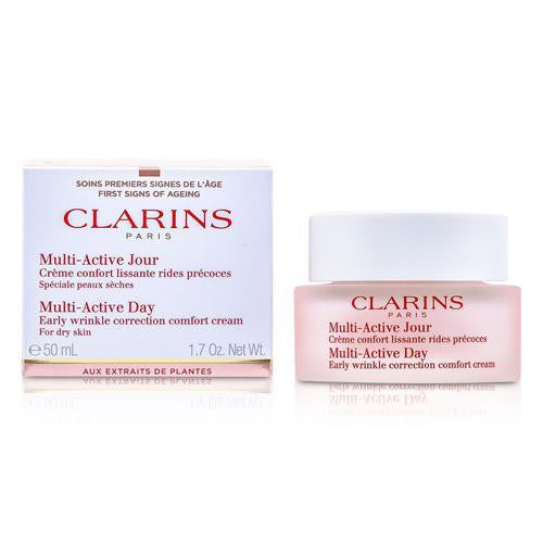 Multi-active Day Early Wrinkle Correction Cream ( Dry Skin ) --50ml-1.7oz