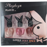 Playboy Gift Set Playboy Variety By Playboy
