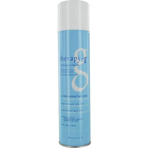 Therapy- G For Thinning Or Fine So Fine Aerosol Hair Spray 10 Oz