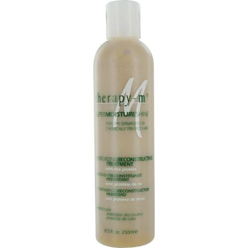 Therapy- M Supermoistureshine For Dry, Damaged Or Chemically Treated Hair Moisturizing Reconstructing Conditioner 8.5 Oz