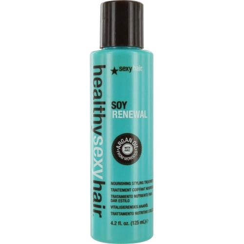 Healthy Sexy Soy Renewal Nourishing Styling Treatment 4.2 Oz (packaging May Vary)