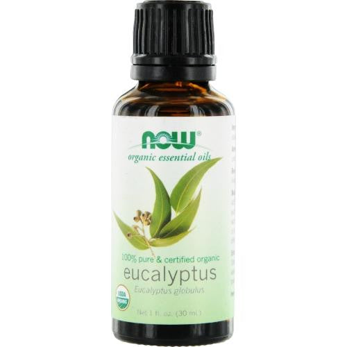 Essential Oils Now Eucalyptus Oil 100% Organic 1 Oz By Now Essential Oils