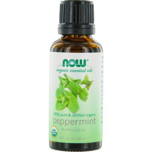 Essential Oils Now Peppermint Oil 100% Organic 1 Oz By Now Essential Oils
