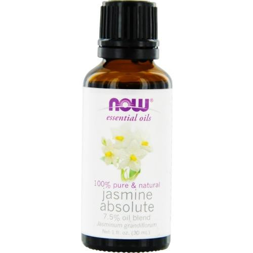 Essential Oils Now Jasmine Absolute Blend Oil 1 Oz By Now Essential Oils