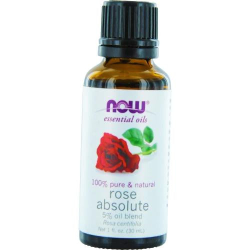 Essential Oils Now Rose Absolute Blend 1 Oz By Now Essential Oils