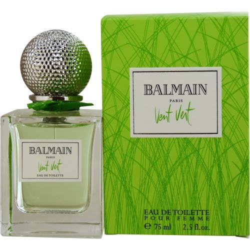Vent Vert By Pierre Balmain Edt Spray 2.5 Oz