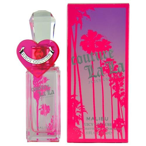 Couture La La Malibu Juicy Couture By Juicy Couture Edt Spray 2.5 Oz