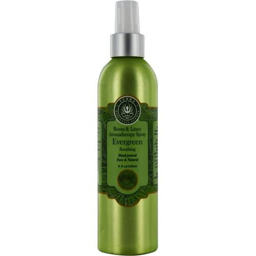 Room & Linen Evergreen Soothing Aromatherapy Spray 8 Oz By