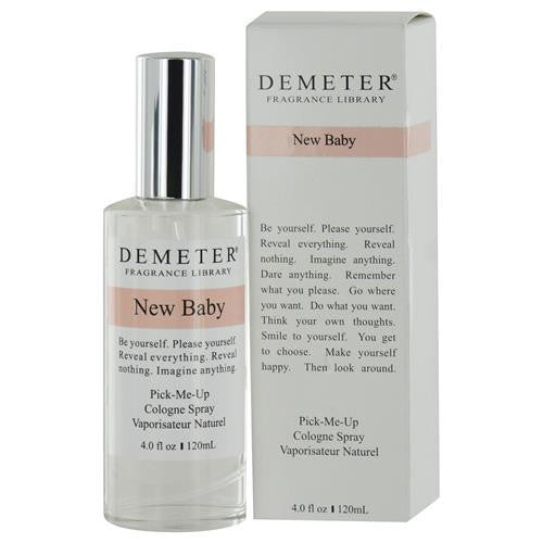 Demeter By Demeter New Baby Cologne Spray 4 Oz
