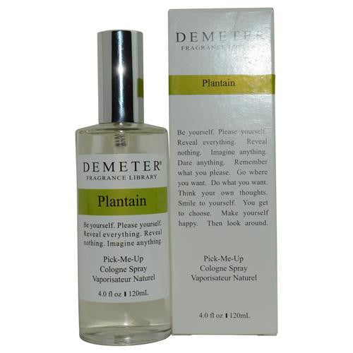 Demeter By Demeter Plantain Cologne Spray 4 Oz
