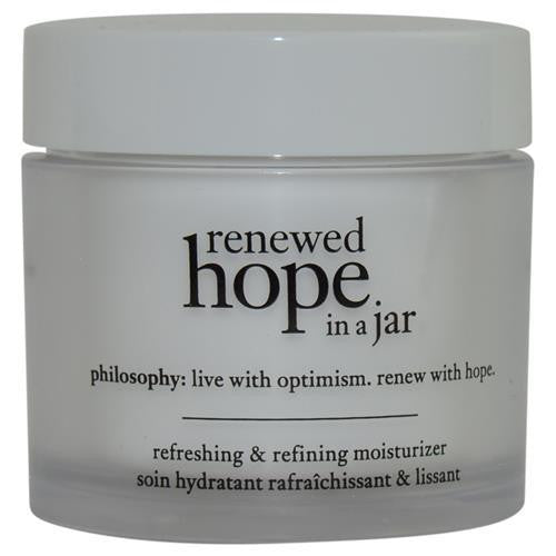 Philosophy Renewed Hope In A Jar By Philosophy Moisturizer 2 Oz