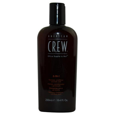 3 In 1 (shampoo, Conditioner, Body Wash) 8.45 Oz