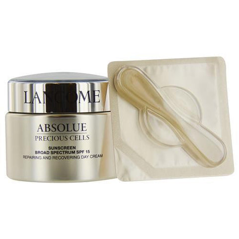 Absolue Precious Cells Sunscreen Repairing & Recovering  Day Cream Spf 15 --50ml-1.7oz