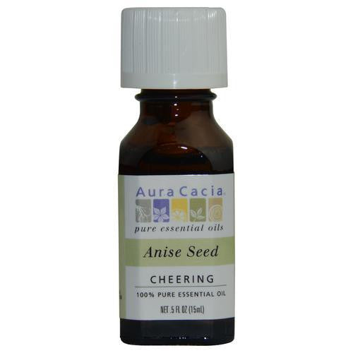 Essential Oils Aura Cacia Anise Seed Essential Oil .5 Oz By Aura Cacia