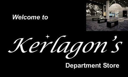 Kerlagon's Department Store