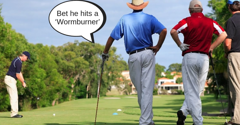 Funny Golf Terms & Lingo