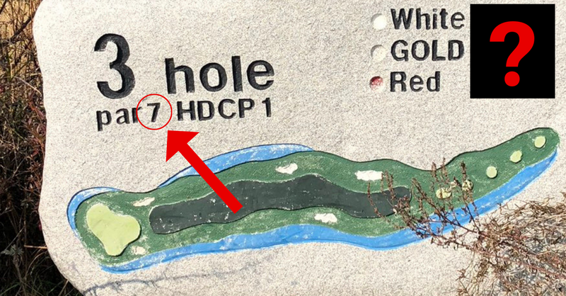 Longest Golf Hole On Earth