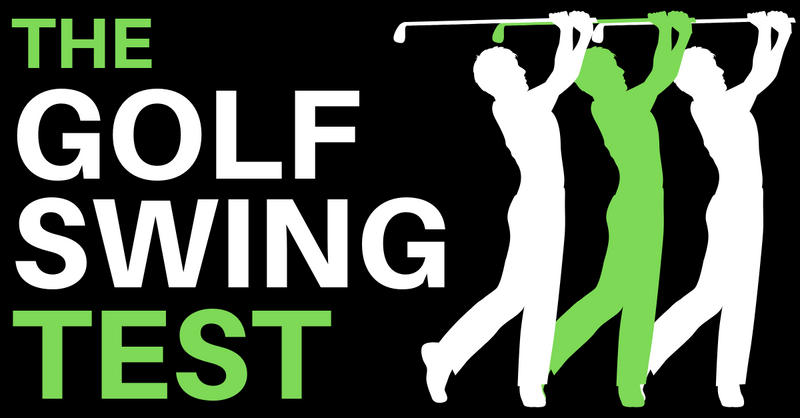 Take The Golf Swing Test