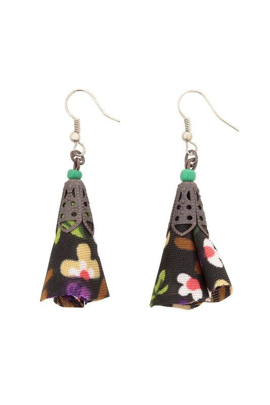 harem earrings