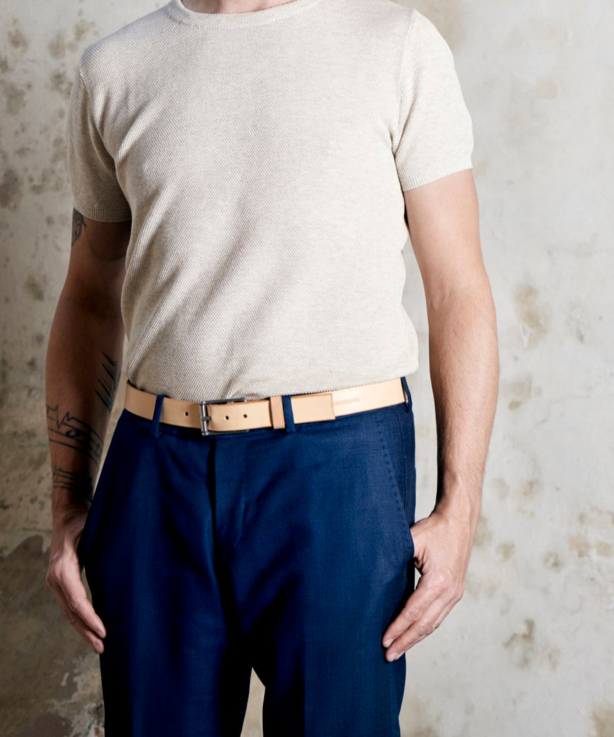 GORM belt (natural)