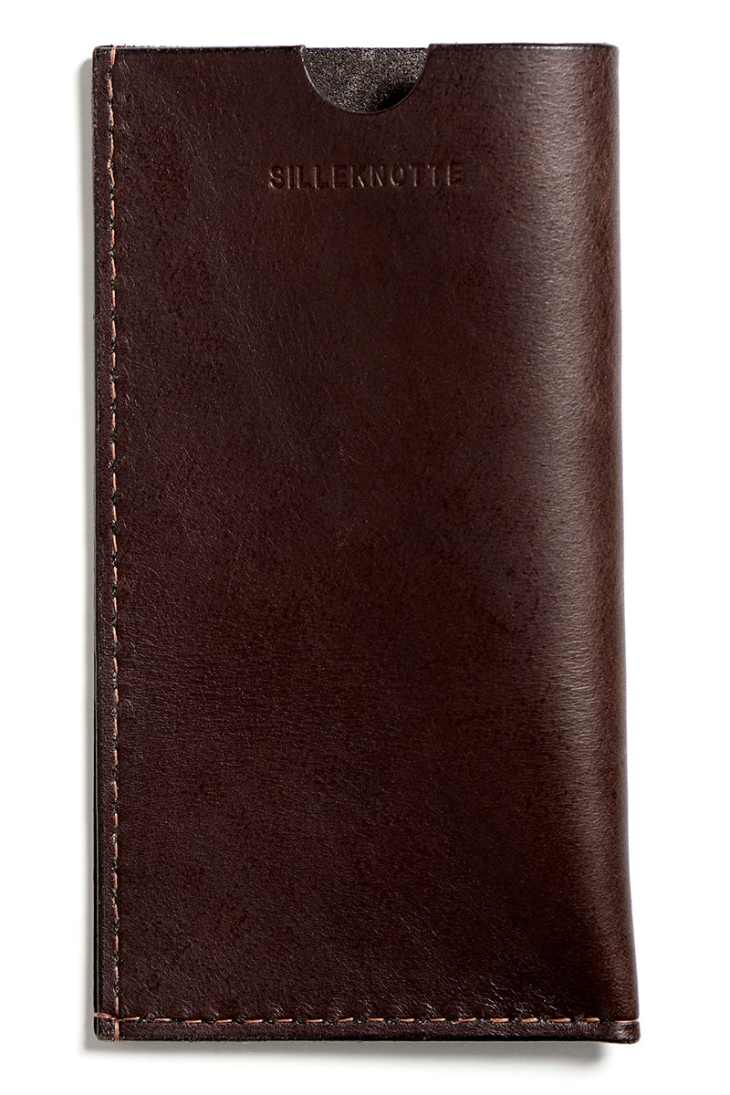 ANDY iPhone cover (dark brown)