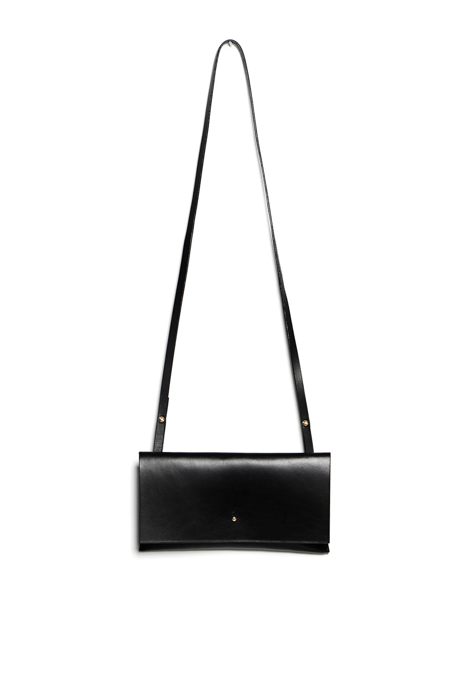 RIGMOR MINI clutch & shoulder bag (black)