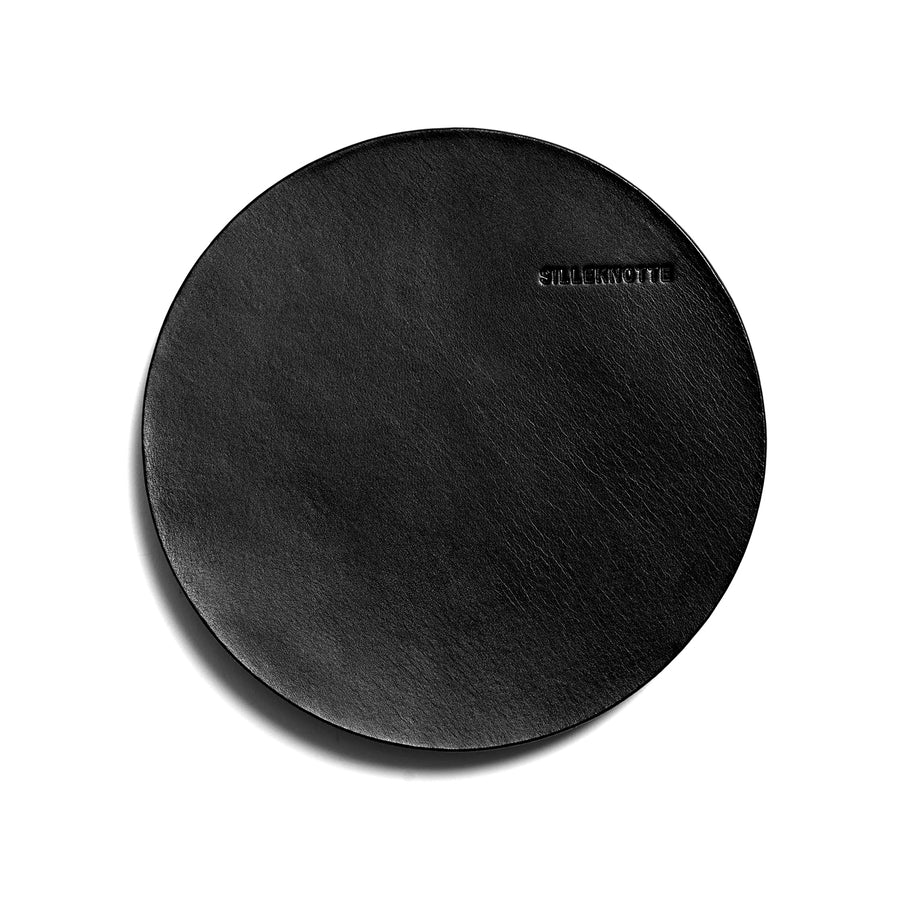 VINO large coaster (black)
