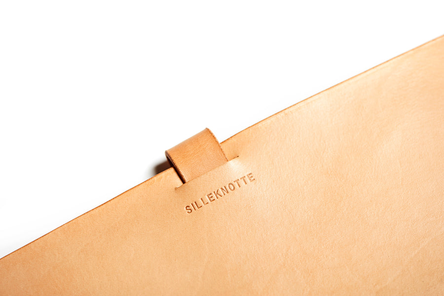 SIXTEN computer sleeve (natural)