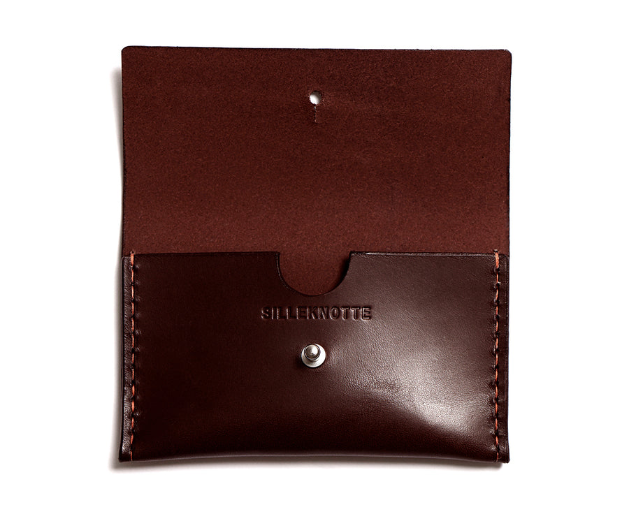 ADAM cardholder (dark brown)