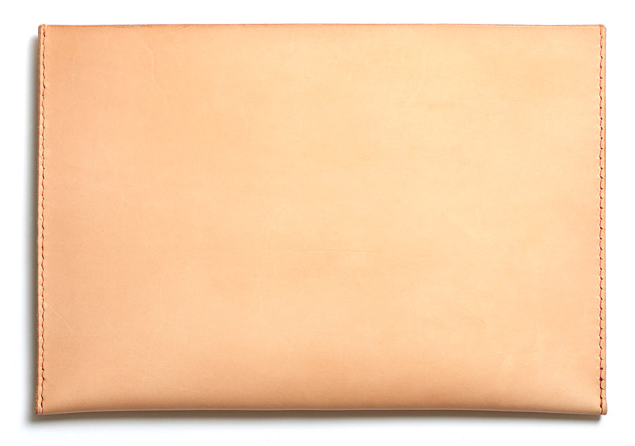 FRED iPad sleeve (natural)