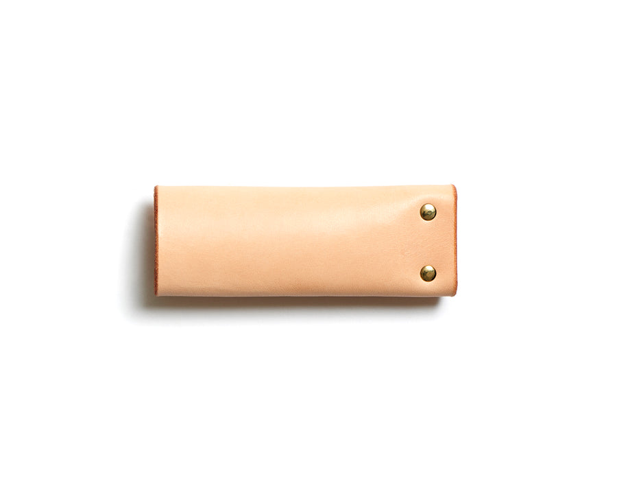 KARL small key pouch (natural)