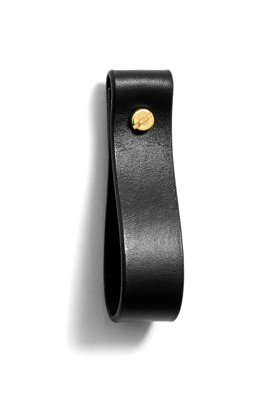 TANYA medium loop strap (black)