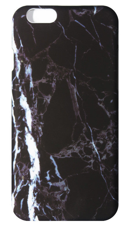 Black Marble - Phone Case (IPhone 6/6s)
