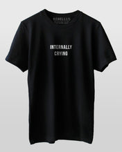 Internally Crying T-Shirt
