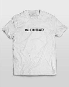 Made In Heaven T-Shirt in White