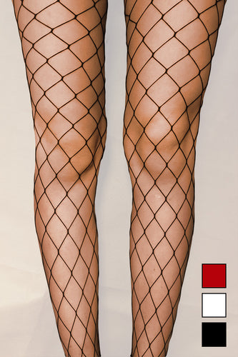 Fishnet Tights - Large Holes
