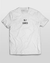 No 1 Cares T-Shirt in White