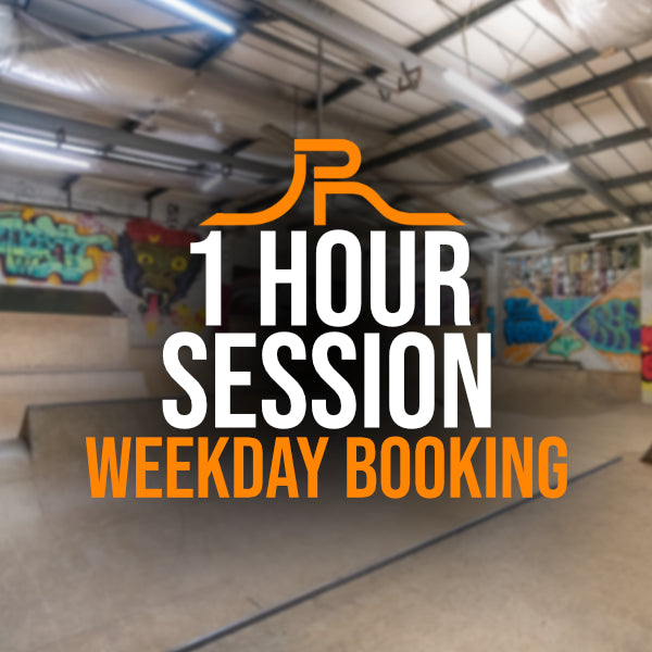 1 Hour Session (Weekday)
