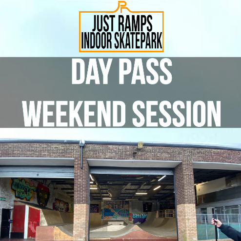 Day Pass (Weekend)