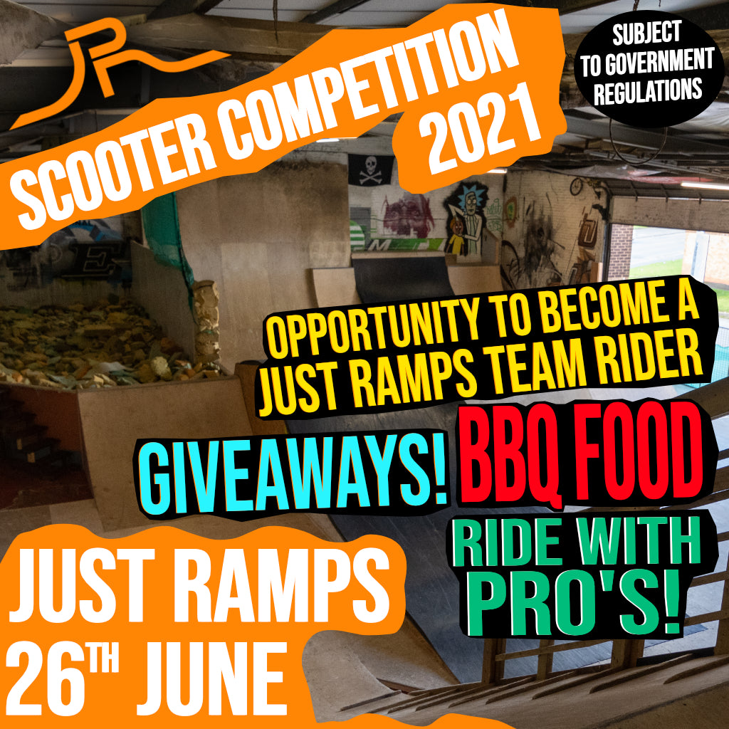 2021 Scooter Competition