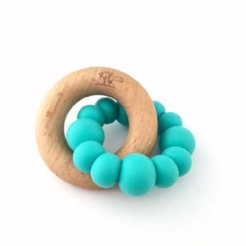 Nature Bubz 'BLOK' Teether
