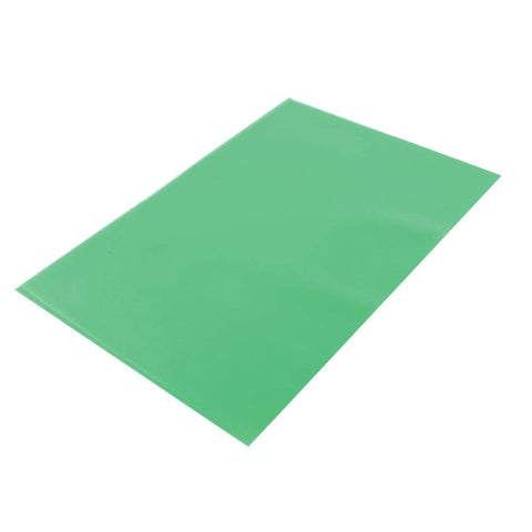 Cut Flush Folders Green A4 Pack 100